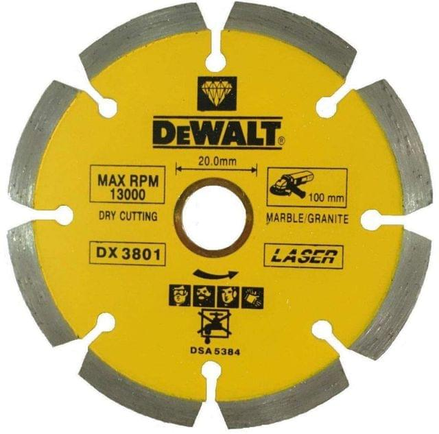 DEWALT | Marble & Granite Blade 230 X 22.2mm | DX3881