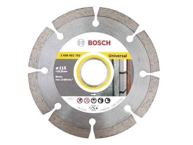 BOSCH | Universal Standard Diamond Blade 115mm | BO2608602792