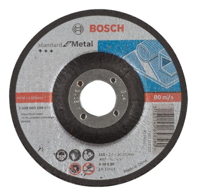 BOSCH   Standard for Metal Cutting Disc 115 mm   BO2608603159