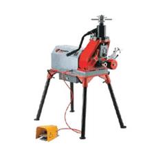 "TRAVAZA   Hydraulic Roll Grooving Machine 2""-12""    Prismato 12     8220"