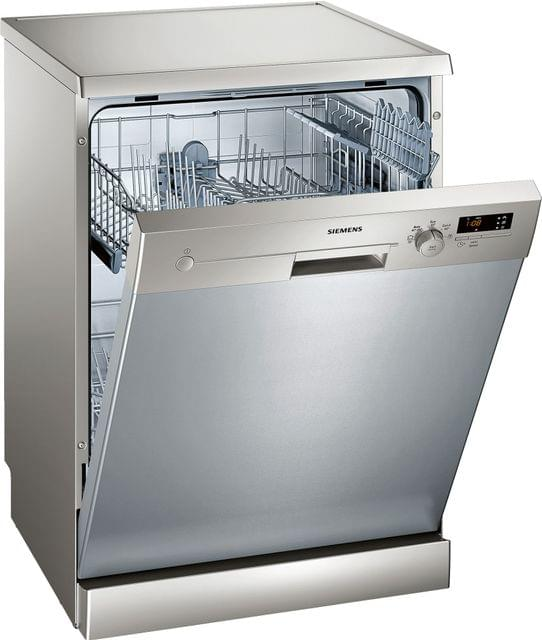 SIEMENS | Free-Standing Dishwasher Stainless Steel 60 cm | SN25D800GC