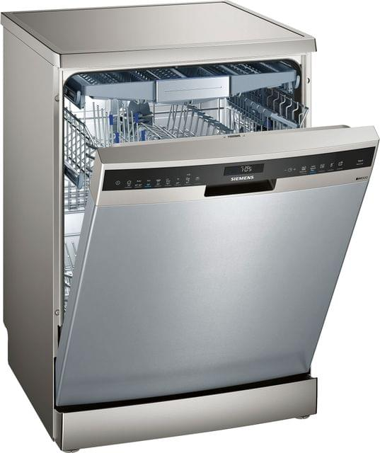 SIEMENS | Free-Standing Dishwasher Stainless Steel 60 cm | SN258I10TM