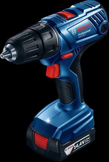BOSCH | Professional Cordless Drill Driver | GSR 140-LI | 14.4 V | 1.5 KG | BO06019F8000