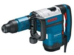 BOSCH | Demolition Hammer Drill With SDS-Max | Vibration Control | GSH 7 VC | 8.5 KG | 1.500 W | BO0611322070