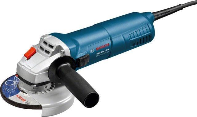 BOSCH | Professional  Angle grinder GWS 9-115 | 900 W | 115 MM | 1.9 KG | BO0601396006