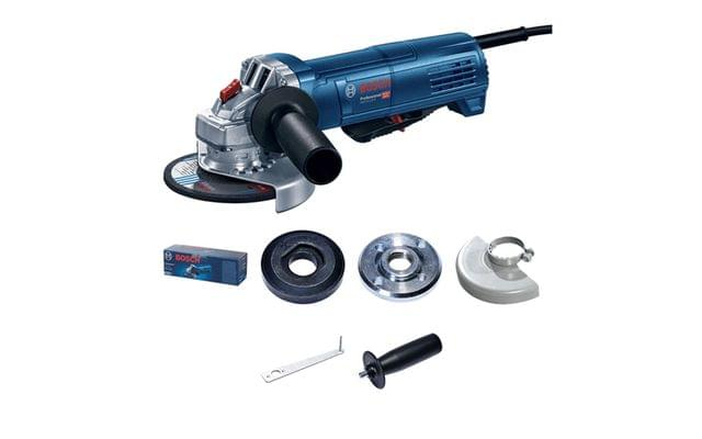 BOSCH | Angle Grinder 4in Paddle Switch GWS 9-100 P | 240 V | 1.9 KG | BO06013965L0