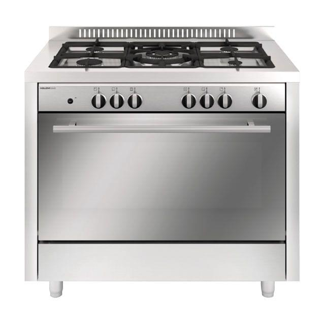 GLEM GAS | COOKER 5 GAS BURNER & ELECTRIC OVEN | 100 X 60 MM | M165EI