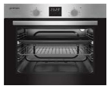 GENERAL COOL | BUILT-IN ELECTRIC OVEN | 60 CM | TURBO FAN | GC60DT