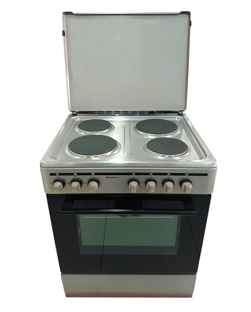 GENERAL COOL | COOKER 4 HOT PLATES | 60 X 60 | C60EW