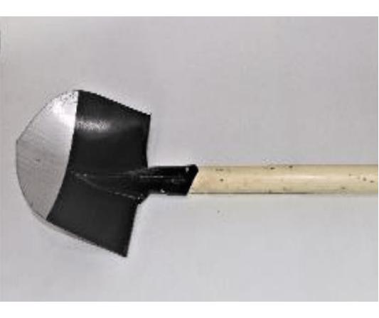 KMAX77  Hand Shovel Point LD   18-HSW-PLK