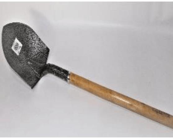 KMAX77 | Hand Shovel Pointed HD  | 18-HSP-HDK