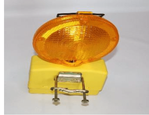 KMAX77   Warning Light With Battery   18-WLWB