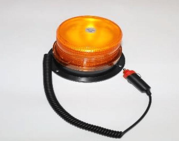 KMAX77 | Revolving Warning Light Orange 12V HD | 18-RLHD-12