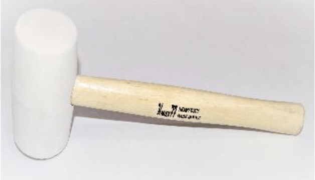 KMAX77 | Rubber Hammer |White Color | 16 Oz /24Oz /32Oz | 18-RHW-16K