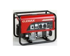 ELEMAX   Gasoline Generator   2.5 KV   44 KG   17 L   SH3200EX