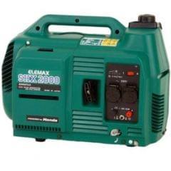 ELEMAX   Gasoline Generator   1.5 KW/50HZ   7.7 L   21 KG   SH2000EX