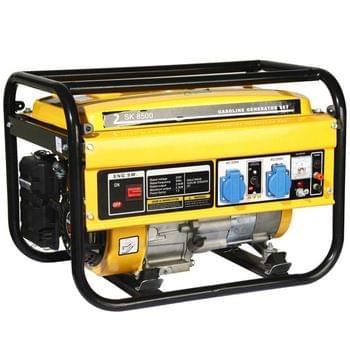 ASTRA-KOREA | Portable Gasoline Generator | 42 KG | AST3800
