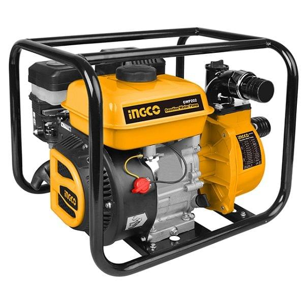 "INGCO | Gasoline Water Pump 2"" | 3.6 L | 50 MM | GWP202"