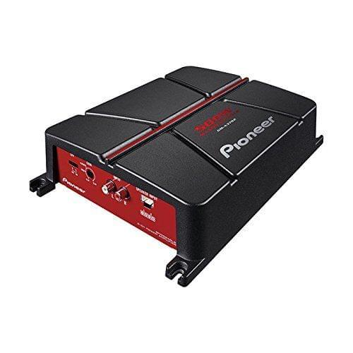 PIONEER | 2-Channel Bridgeable Amplifier | 500W | GM-A3702