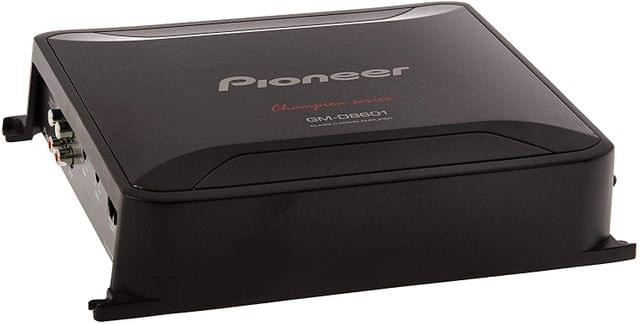 PIONEER | Class-D Mono Amplifier with Bass Boost Remote | 1600W | GM-D8601