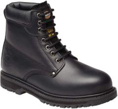 DICKIES | Cleveland Safety Boot Sizes 3-14 Black /Honey | FA23200
