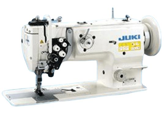 JUKI   Double Needle Unison Feed Machine With Center Guide   400 W   LU-1560NHA