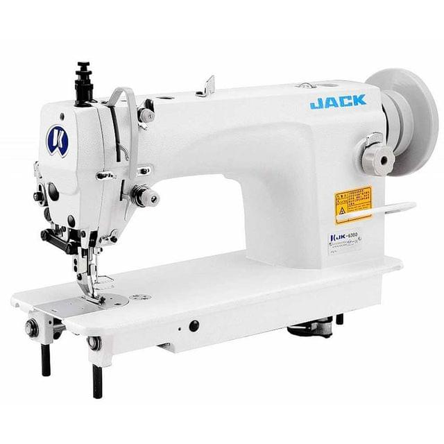 JACK | Single Needle Lockstitch Heavy Duty Sewing Machine | JK-6380