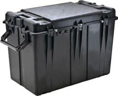 PELICAN | Large Transport Case with Foam Black | 0500-000-110