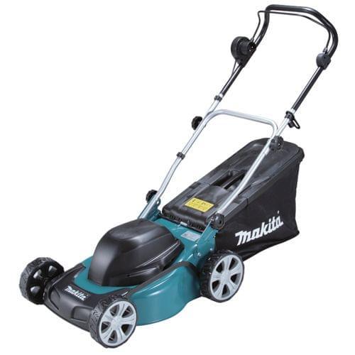 MAKITA | Electric Lawn Mower 1600 W Steel Housing | MAK/ELM-4110