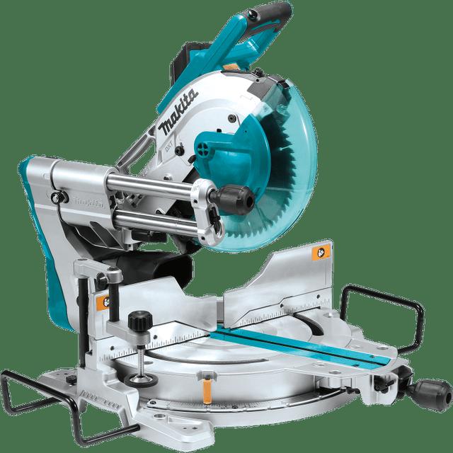 "MAKITA | Dual Bevel Sliding Compound Miter Saw with Laser 10"" | MAK/LS-1019L"