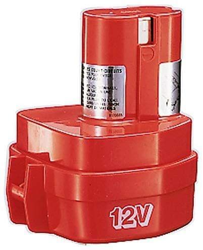 MAKITA | Ni Cad Pod Style Battery 1200 12-Volt 1.7 Amp Hour | MAK/A-192271-4