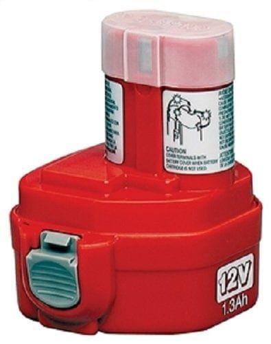MAKITA | Ni-Cad Pod Style Battery 1220 12-Volt 1.3 Amp Hour | MAK/A-192681-5