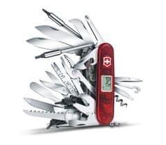 Victorinox | Swiss Army Knives | Swiss Champ XAVT Knife | 1.6795.xavt