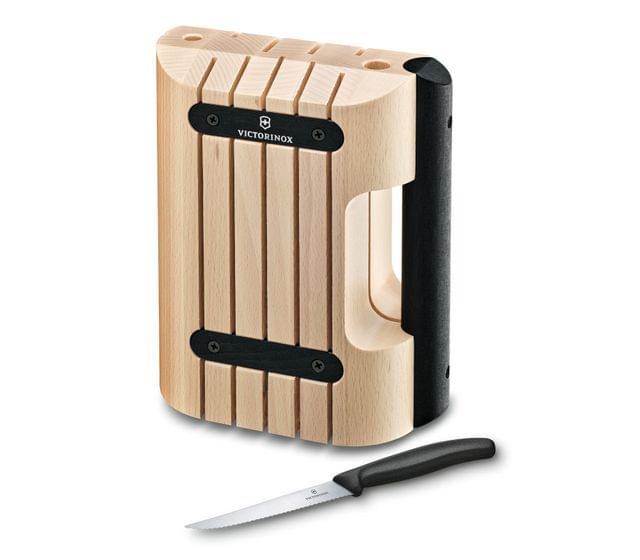 Victorinox | Cutlery | Empty Kitchen Knives Block | 7.7053.0