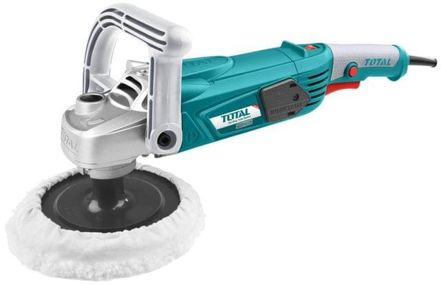 TOTAL | CORDED ELECTRIC ANGLE POLISHER | 1400W | 4 KG | TP1141806