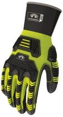 PYRAMEX | Safety Ultra Impact Maximum Duty Cut-Resistant Work Gloves | GL802CR