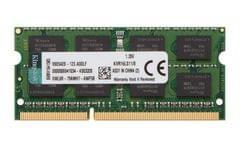 KINGSTON | 8GB 1600MHz DDR3L (PC3-12800) | 1.35V Non-ECC CL11 SODIMM | Intel Laptop Memory | KVR16LS11/8