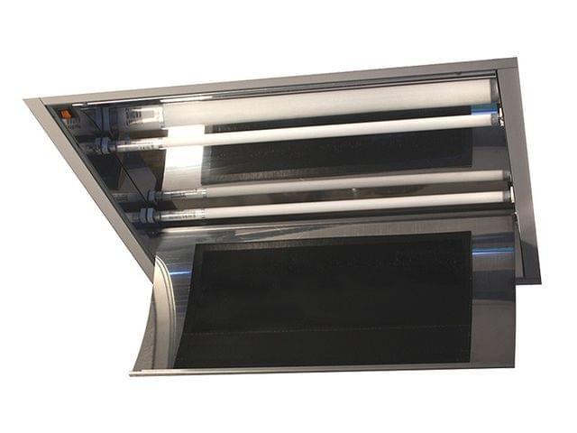 PESTWEST   Fly Trap   On Top Pro 2   Brushed Aluminium   6kg   PW-FCU-0015