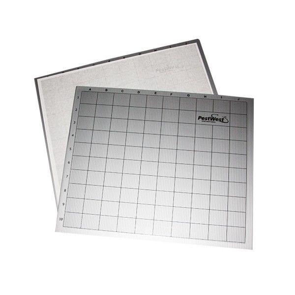 PESTWEST   Sunburst Glue Boards   Pack of 6   PW-ANC-0010