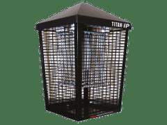 PESTWEST   Insect Trap   Titan 200 IPx4   Black   5kg   PW-FCU-0022