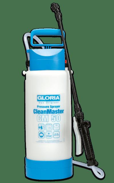 GLORIA | Pressure Sprayer | Clean Master CM50 | 5 Ltr | 1.80 kg | GLO-SPR-0024