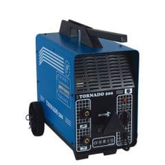 AWELCO | Tornado 200 Welding Machine | 4.4 KVA | 230V~1Ph / 400V~2Ph 50/60Hz | 42305