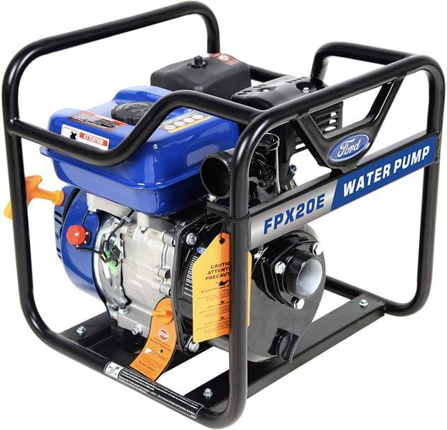 FORD | Gasoline Water Pump Economic | 2 Inch | 4.3kw/3600rpm | FPX20E