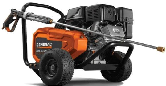 GENERAC | HIGH PRESSURE WASHER |  3800 PSI BELT DRIVE | GEGP67120