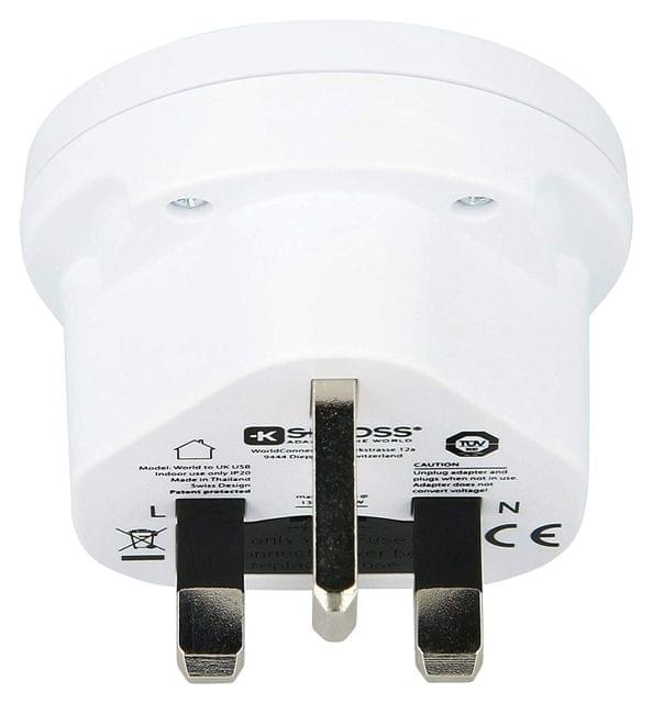 SKROSS | World Adapter Muv Micro Ub Micro USB | 1-302800