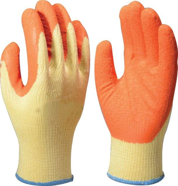 CHEMICAL GLOVES | orange