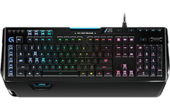 LOGITECH | G910 Orion Spectrum RGB Mechanical Haming Keyboard | 920-008018