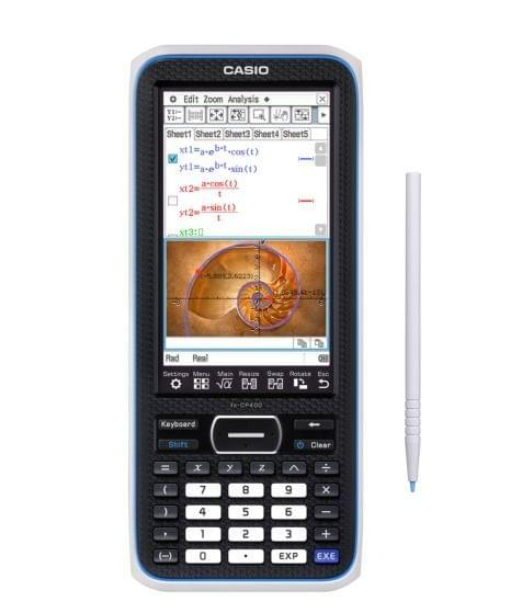CASIO | Scientific Calculator | 105g |  Black | FX-95ESPLUS-2-WDTV