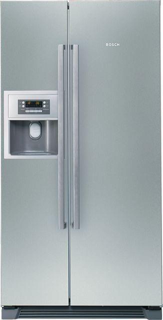 BOSCH | Freestanding Fridge | 604 Litres | 90cm | KAN58A70NE
