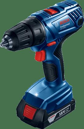 BOSCH   Professional Cordless Drill Driver   GSR 180-LI   18 V   1.59 KG   BO06019F8100